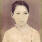 Silvio Augusto Veras - Jerez as young boy in Dominican Republic