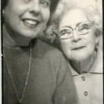 Isabel Permuy and mother, Isabel Marin Fernandez