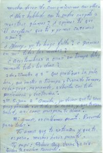 Letter from Silvio Veras to Maria 10-21-1975, page 4
