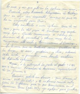 Letter from Silvio Veras to Maria 10-30-1975, page 3