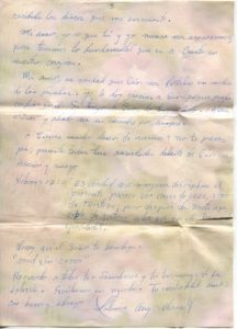 Letter from Silvio Veras to Maria 11-28-1975, page 3